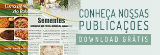 Conheça nossas Publicações - Download Grátis