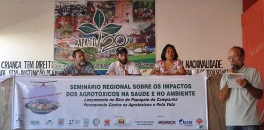 Campanha Contra Agrotóxicos