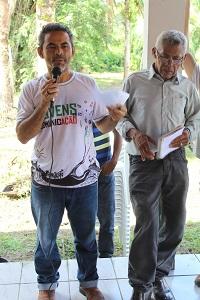 João Palmeira e João Abelha