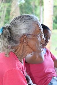D. Olinda - Mãe do Pe. Josimo