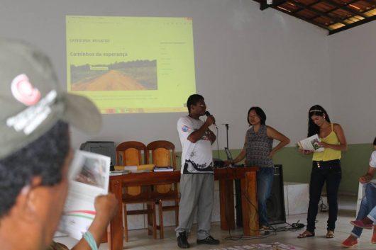 Lançamento Comunidade Mulatos